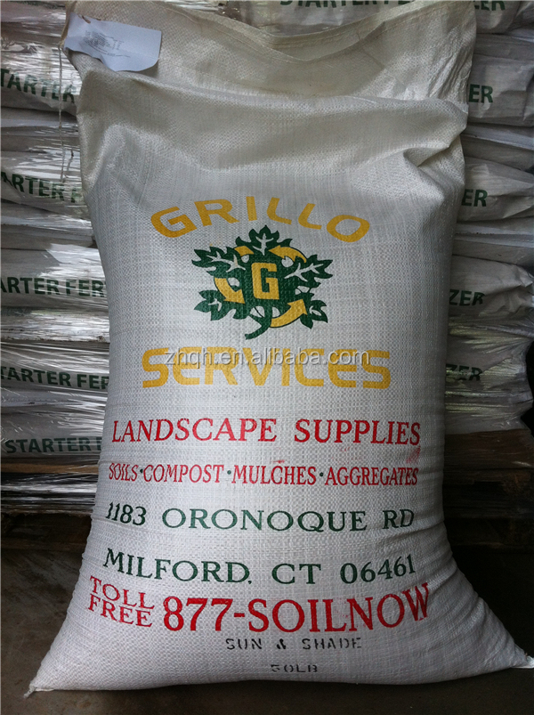 Pp Woven Sand Bags Building Materials Packing Bags Made In China ...