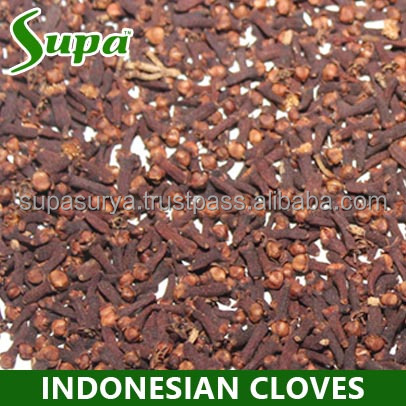 Reddish brown Cloves from Indonesia