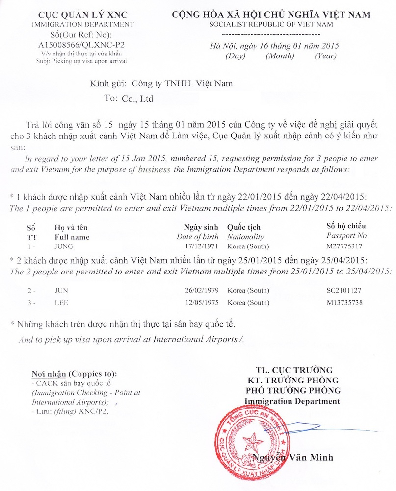 Vietnam visa on arrivalinvitation letter visa vietnamvietnam vietnam visa on arrivalinvitation letter visa vietnamvietnam visa for tourist and business buy invitation letter visa vietnam product on alibaba stopboris