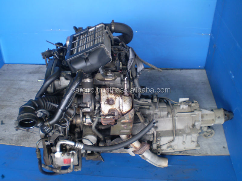 SECONDHAND AUTOMOBILE PARTS 4A30 TURBO FOR MITSUBISHI PAJERO MINI