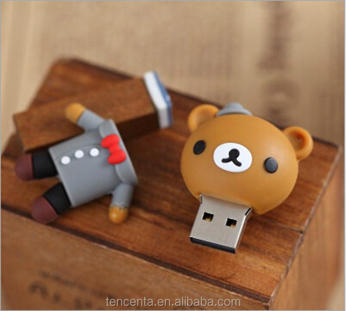 Cute Bears Wedding Flash Drive Favors Usb