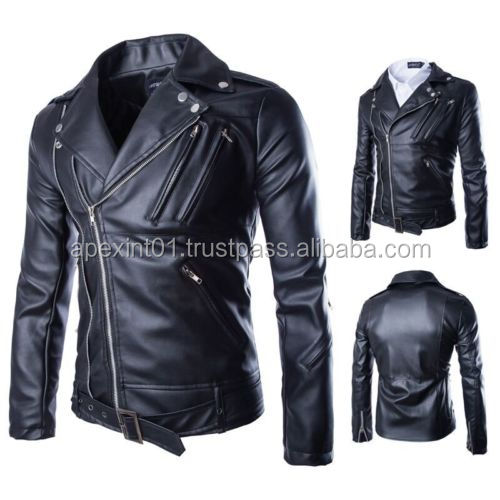 Leather Fashion Jacket For Men / Leather Products In Pakistan ...