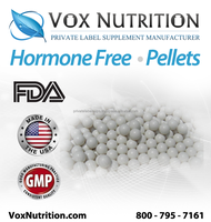 HCG Ultra Diet pellets w/ African Mango Supplement Bulk Pellets - Private Label HCG Ultra Diet Pellets Supplement