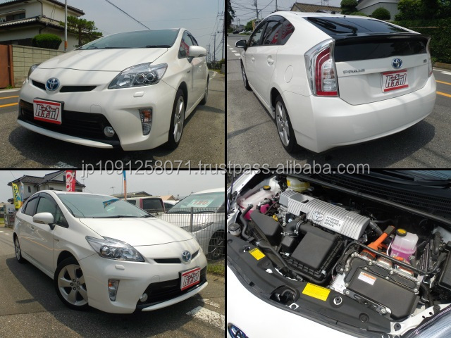 Durable second hand Toyota cars used in Japan , parts available