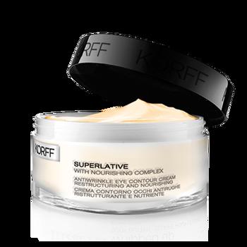 Korff Superlative Restructuring Anti-wrinkle Eye Cream 15ml ...