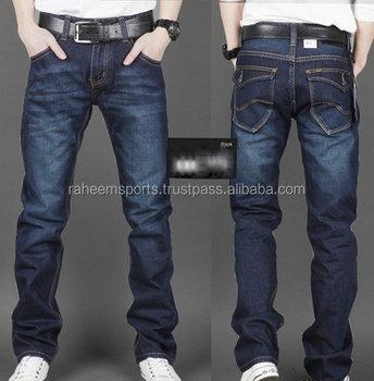 2015 Latest Design Jeans Pants New Model Men Jeans Pent Buy
