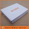 Custom Corrugated Cardboard Packaging Box Mailer Box
