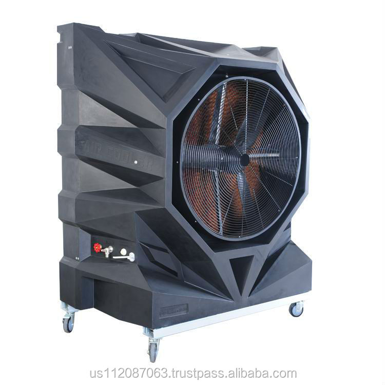 Industrial Water Cooling Fans : Usa quality industrial evaporative air cooler