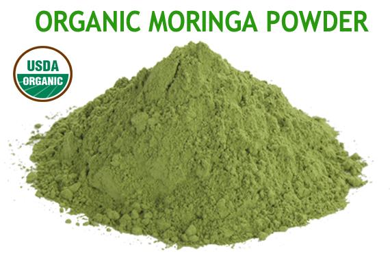 European Organic Moringa Leaves Powder