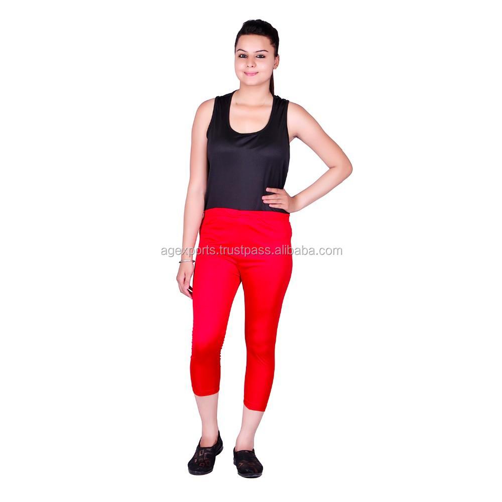 Yoga Leggings Plus Size