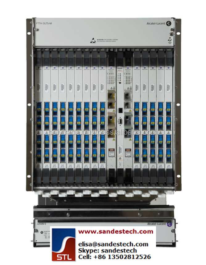 Alcatel Lucent Bell Isam7342 Isam7302 Olt Gpon Olt