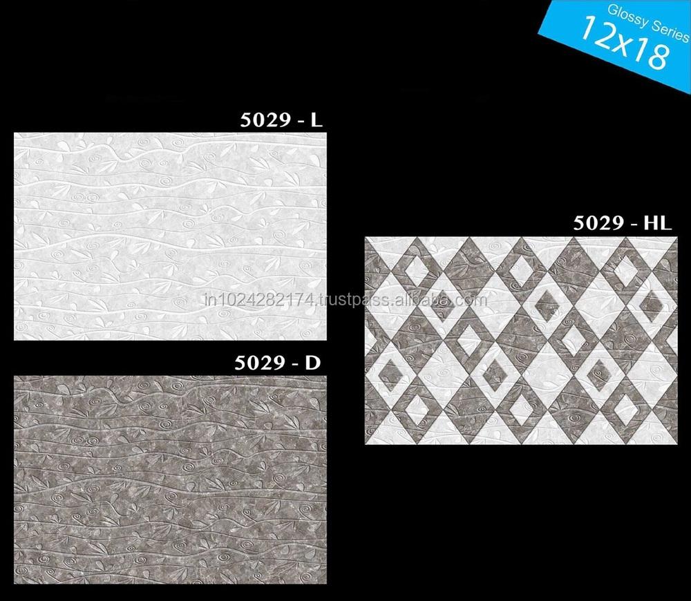 2015 New Designs 300x450mm 3d Digital Inkjet Ceramic Wall
