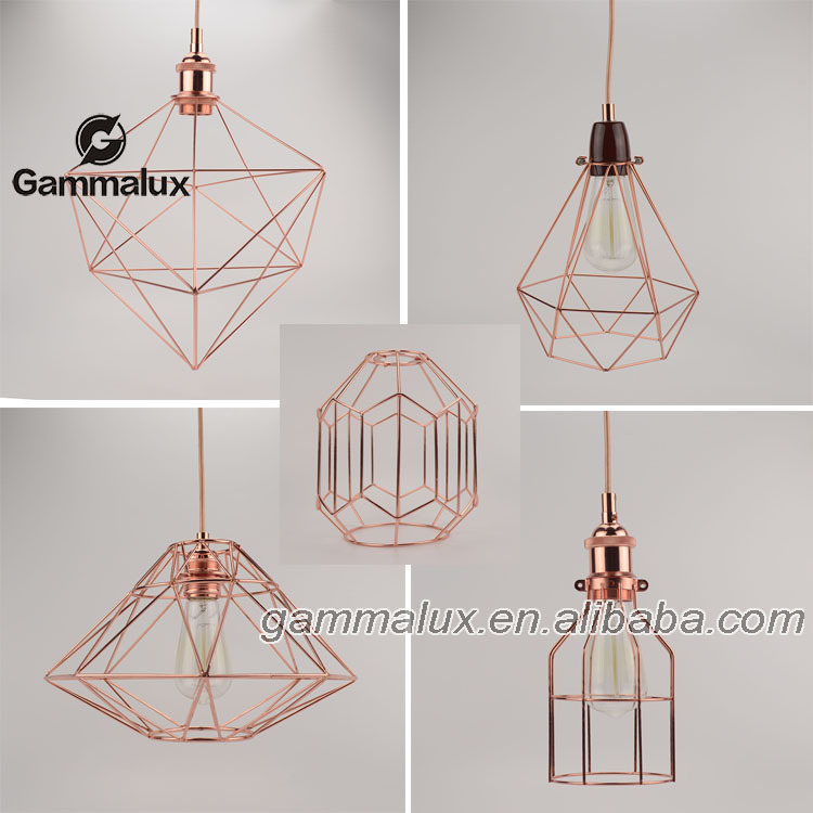 Industrial Wire Cage Squirrel Cage Lamp Guards, Squirrel Lamp Guards
