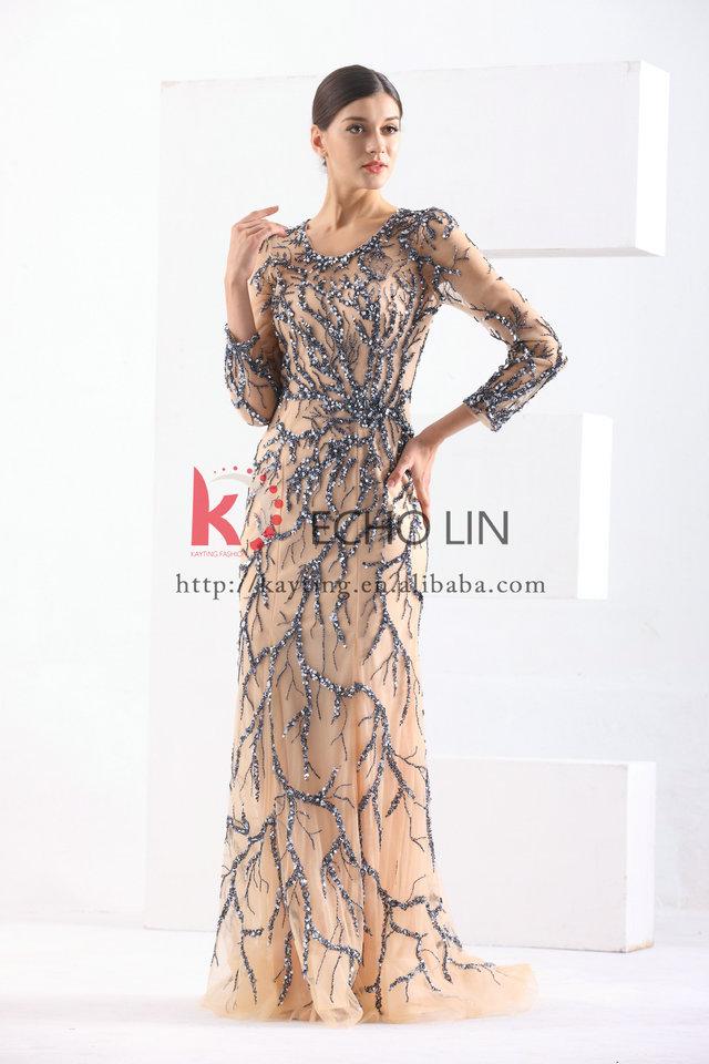2015 Baru Kedatangan Cantik Bordir Manik Manik Gaun Malam Tanpa Lengan Elegan Desain Tulle Cosplay Fiesta Buy Cosplay Fiesta Gaun Malam Kalkun Gaun