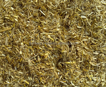 Chopped Wheat Straw 5mm For Pigs Or Cows Bedding Horse Bedding ...