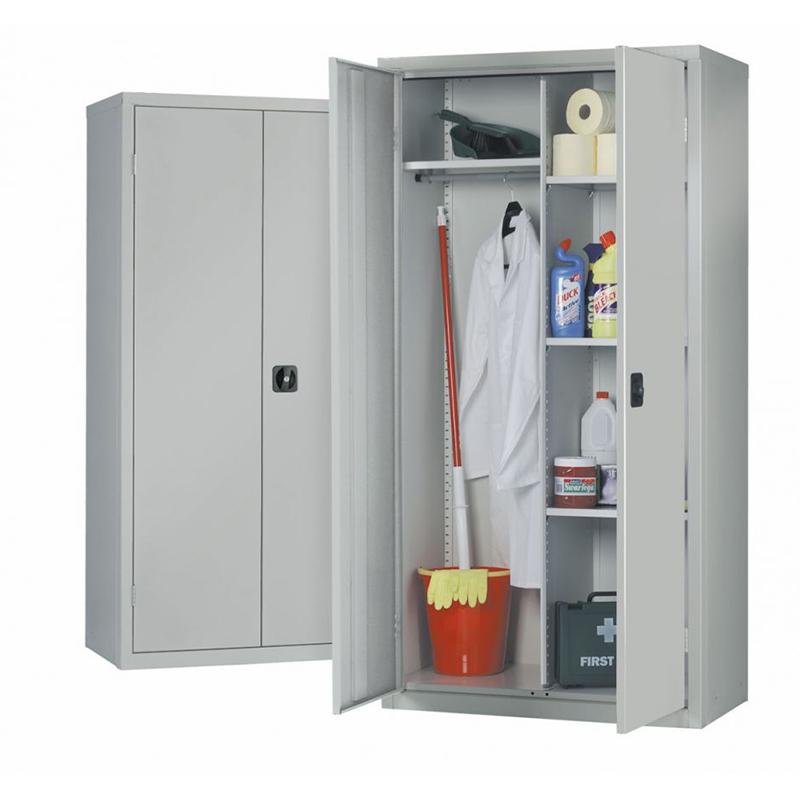 New 2 Door Steel Cabinet