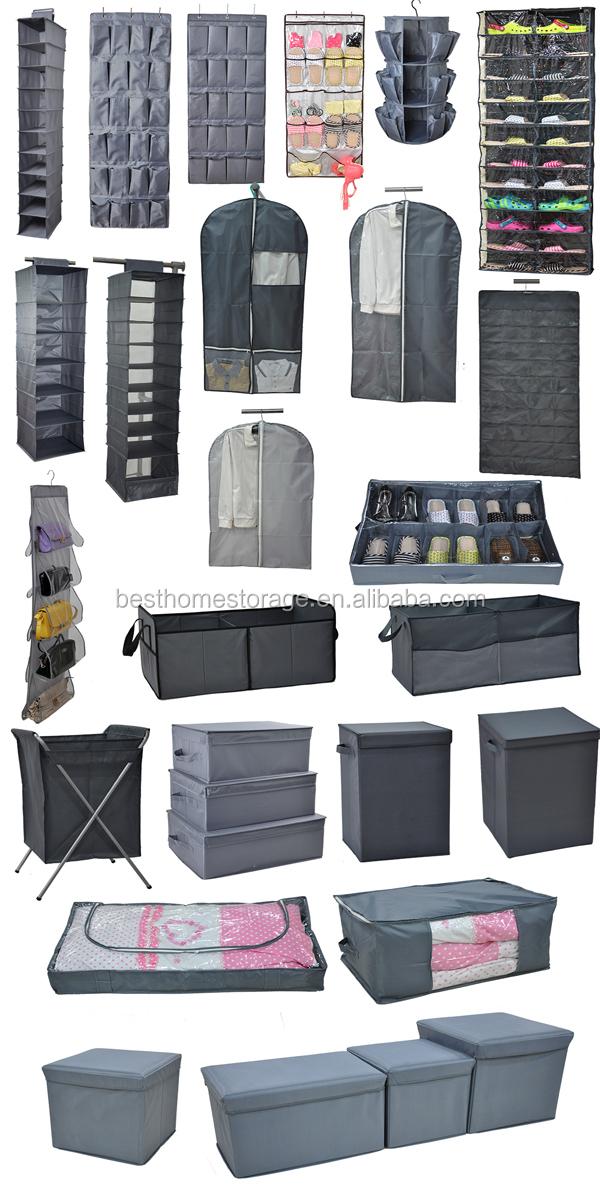 2 section blanchisserie sac trier le linge sac trieur de. Black Bedroom Furniture Sets. Home Design Ideas