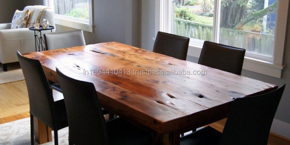 Barn Wood Kitchen Table  Home design and Decorating