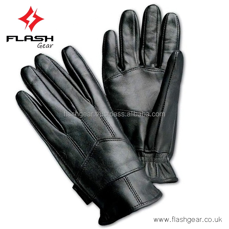 Brown Leather Driver Gloves,Men Casual Driver Gloves Kangaroo ...