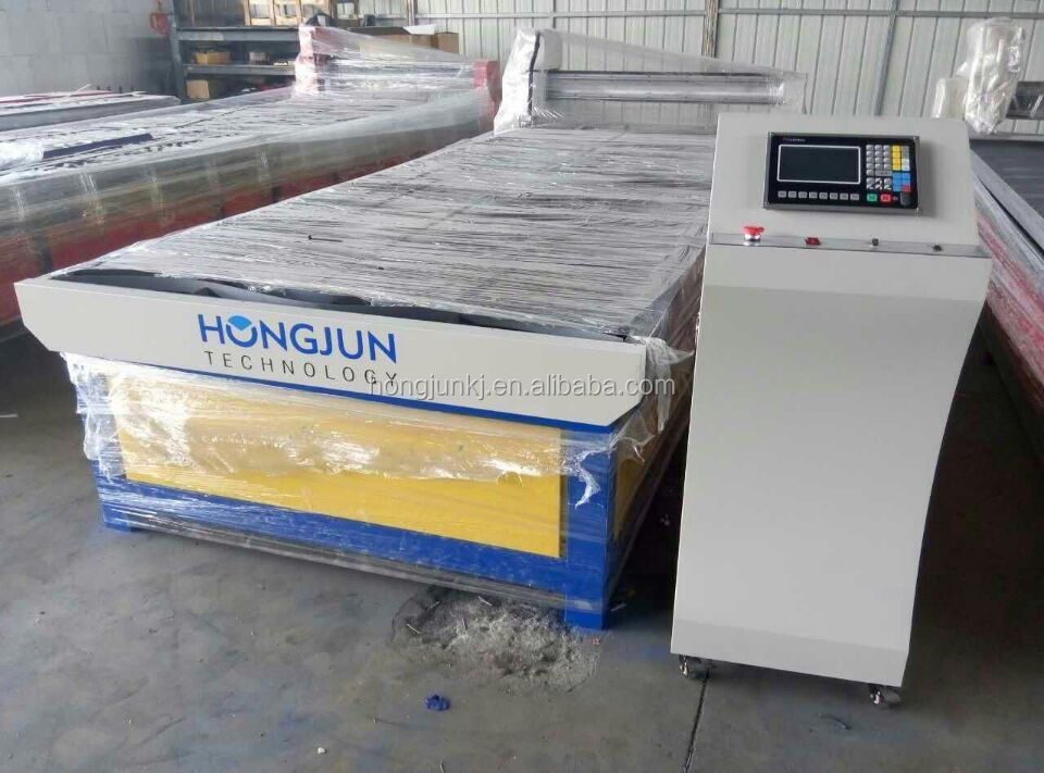 cnc stainless steel plasma cutting machine