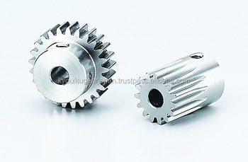 Spur gear Module 1.5 Stainless steel Made in Japan KG STOCK GEARS