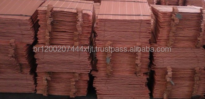 Copper Scrap Copper Cathode cheap price and lme registered tered grade AAA copper cathode 99.99%