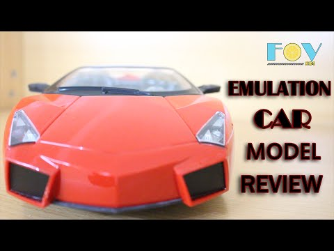 Emulation Car Model Review | Toy Car Review