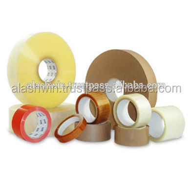 Manufacturers Self Packing Bopp Adhesive tape