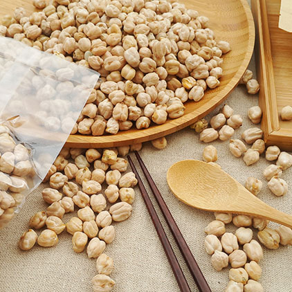 100% Thailand Whole Chickpeas With High Quality
