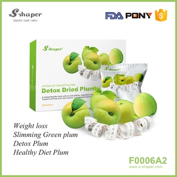 S Shaper Green World Slim Products Bulk Wholesale Dried Fruit