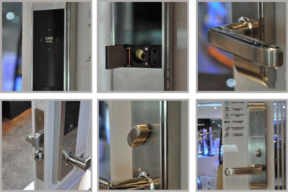 MOLILOCK Hotel Lock 157C138