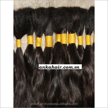 Top grade quality best offer shocking price asian human hair virgin remy hair