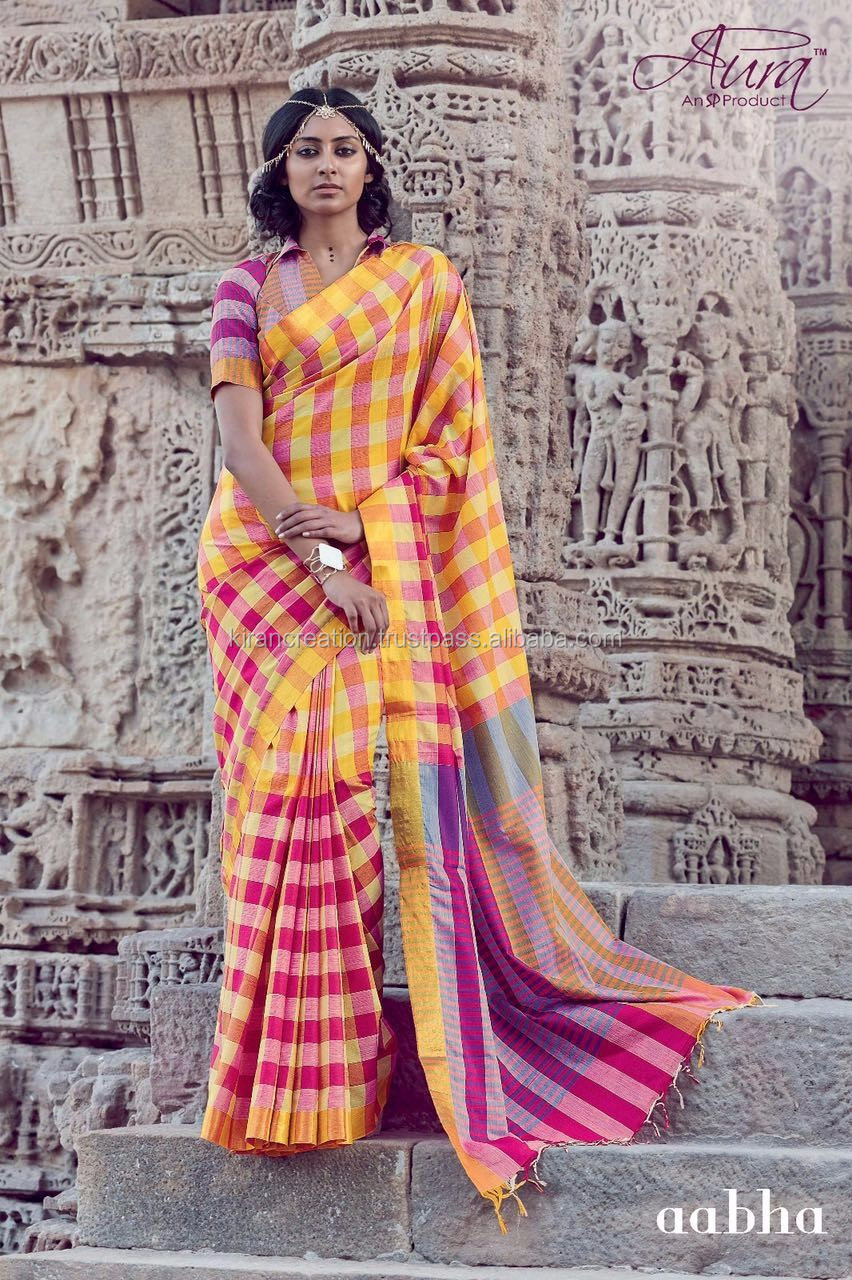 Best Cotton Collection Saree With Various Color For Casual Wear ...