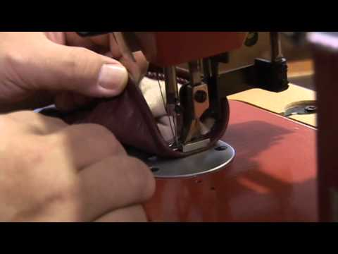 Sewing Fine Leather with the Ultrafeed Sewing Machine