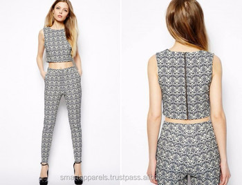 6de94c8363342 New Korea Style Women Crop Tops with Short Pants Suit Paris Street Style  Fashion Clothing