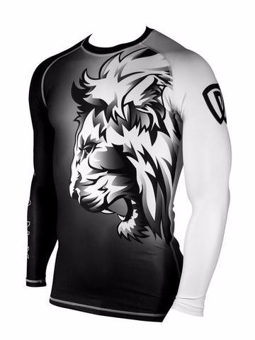 Rash Guard MMA White Belt Renked