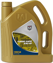 Turbo SHPD 15W/40 High Quality Cheap Turkish Made Diesel Engine Oil