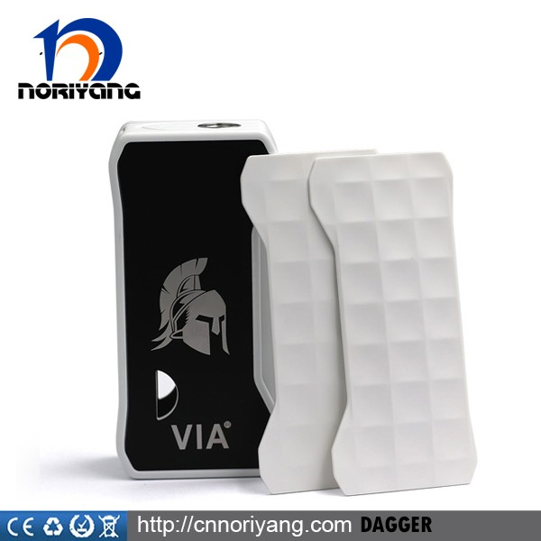 Joecig new released White dagger 80w mod new skin wolesale price