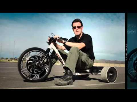 Verrado Electric Drift Trike Bike