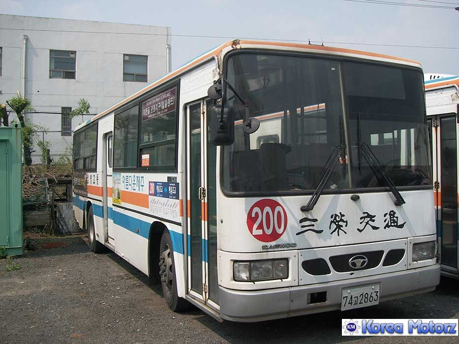 Daewoo Bus, Daewoo Bus Suppliers and Manufacturers at Alibaba.com