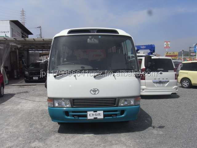 2001 Toyota Coaster Bus FROM JAPAN