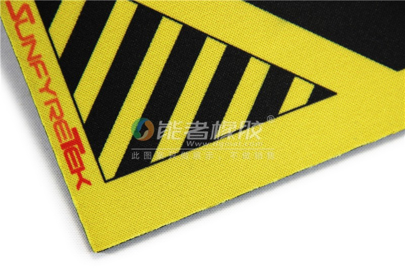 Customized/eco-friendly natural rubber materials landing pad