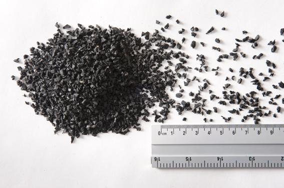 Granuli di gomma riciclata( pneumatici) Produzione produttori, fornitori, esportatori, grossisti