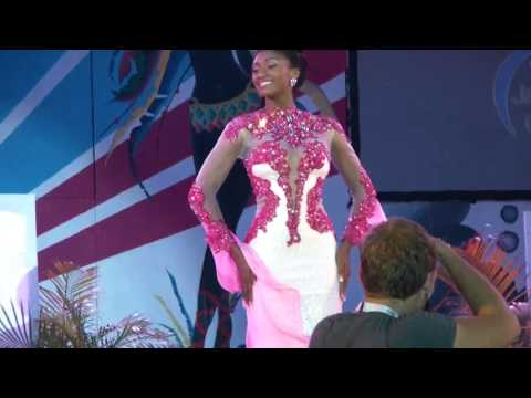 Jaycees Caribbean Pageant 2016 | Evening Wear Final )
