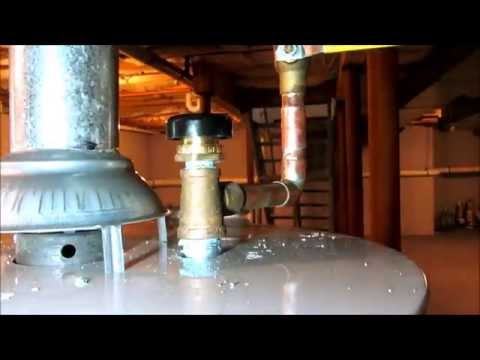 50 gallon gas water heater replacement