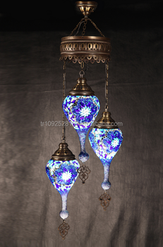 Mosaik Lampe, Kronleuchter, Pendelleuchte, Hängende Beleuchtung,  Marokkanische Laterne, Arabian Beleuchtung,