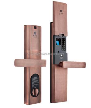 Smart Electronic Digital Keyless Door Lock Fingerprint Door Lock Safe House  Security Lock - Buy Security Door Locks,Fingerprint Smart Door