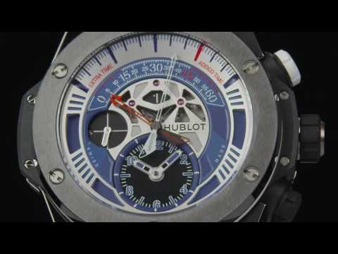 HUBLOT OFFICIAL WATCH OF THE UEFA EURO 2016?