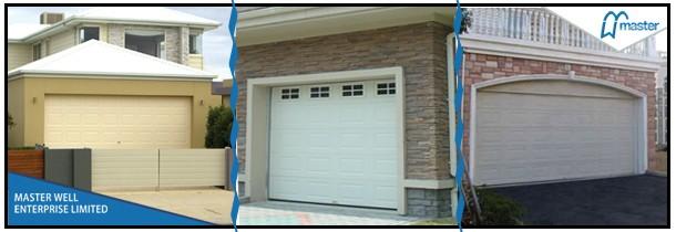 Remote control garage door opener garage door motor for Overhead garage door motor