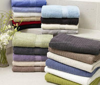 Cheapest Bath 100 % cotton towel simple design from Viet Nam factory